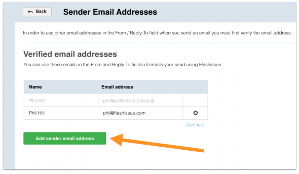 how to create an alias email address