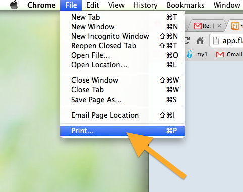 Store or save an email as a  pdf or save URL – FlashIssue